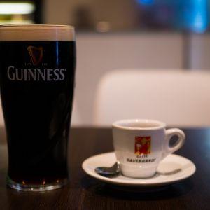 Guinness And Espresso