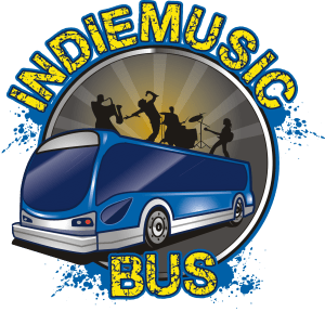 Indie Music Bus Logo Full Color
