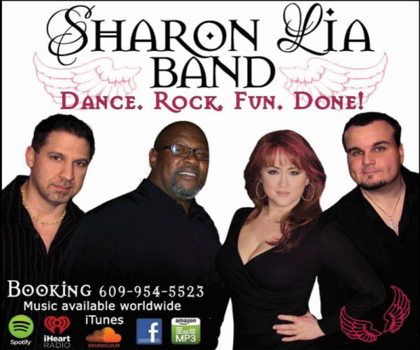 sharon lia band