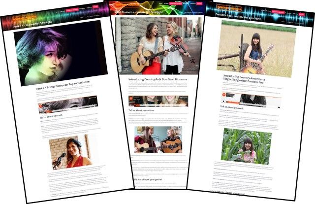 IndieArtist Spotlight - IndieArtist Spotlight Promotion