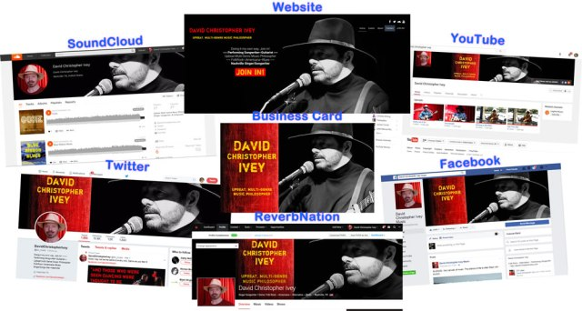 Digital Branding by IndieMusicNashville.com