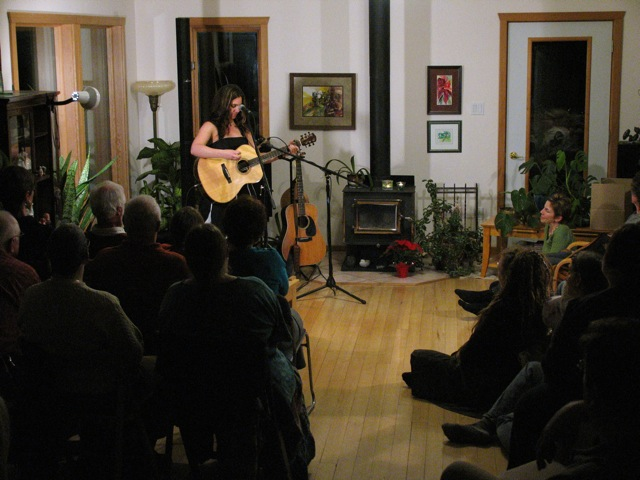 How to Hold Your Own House Concert