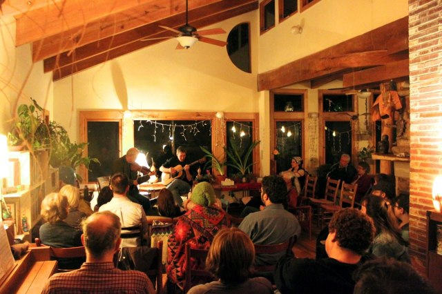 How to hold your own house concert.