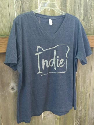 Indie Oregon V-neck tshirt