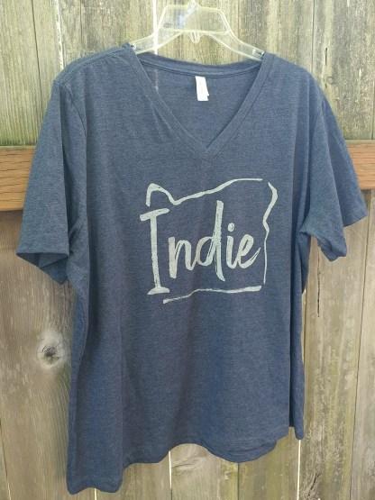 Indie Oregon V-neck tshirt