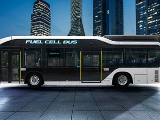 Camión de celdas de nitrógeno Toyota