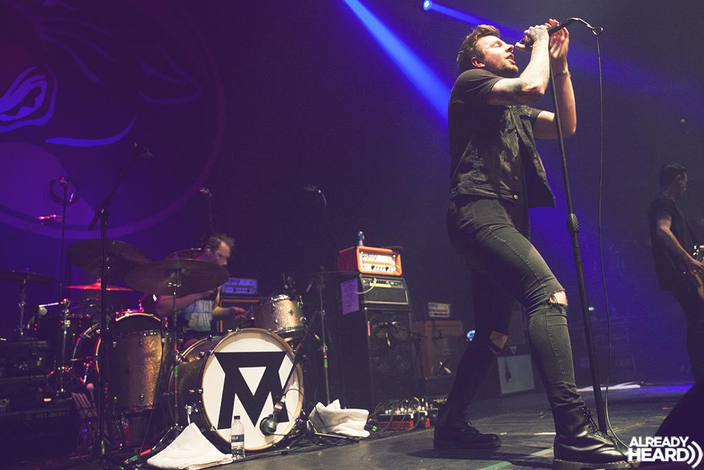 Live Photos: Blitz Kids – Roundhouse, London – 09/12/2014