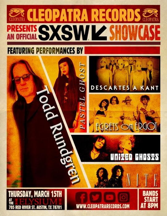 sxsw showcase