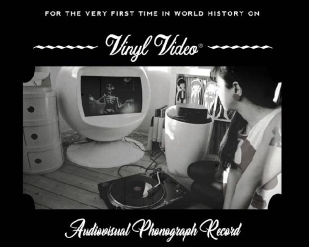 vinyl video