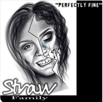 STRAW PERFECTLY FINE CD SINGLE COVER ART