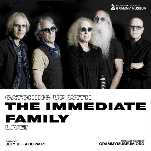 TheImmediateFamily_GRAMMYMuseum
