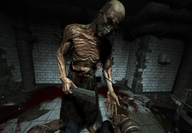 Outlast Featured
