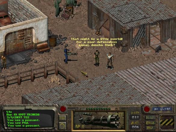 Fallout, Interplay Entertainment