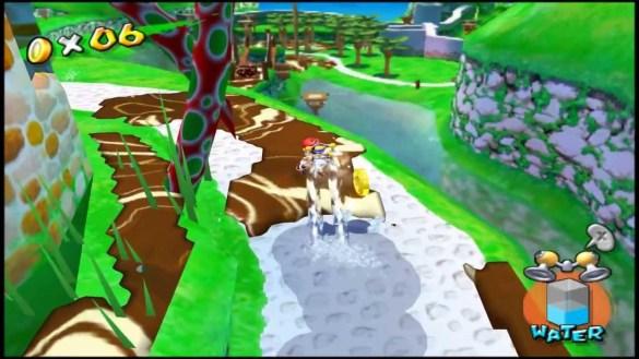 Super Mario Sunshine, Nintendo EAD