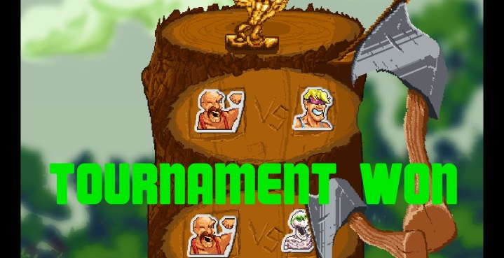 Log Jammers Tournament