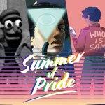 Summer of Pride banner