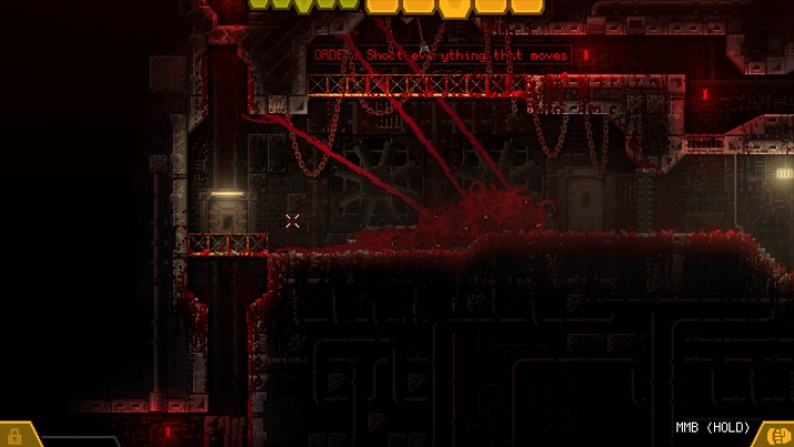 Carrion Hands On Preview A Decayed Delight Indie Ranger