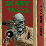 Scary Tales VHS Poster