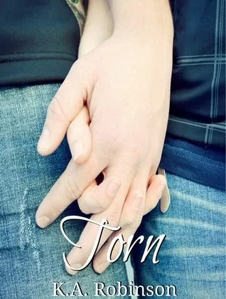Torn - IndieReader Top 10 - K.A. Robinson