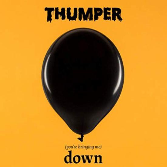 Best DIY Indie 2018 - THUMPER, Joshua Powell, Telepathy