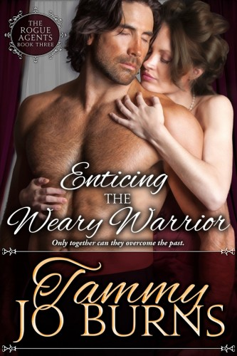 Tour: Enticing the Weary Warrior by Tammy Jo Burns
