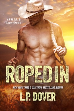 Blitz: Roped In by L.P. Dover