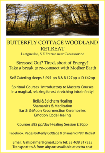 Butterfly Cottage Woodland Retreat