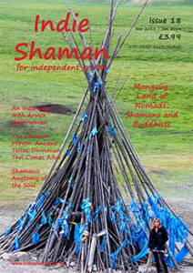 Indie Shaman Issue 18 PDF