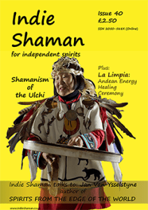 Indie Shaman Magazine PDF Issue 40