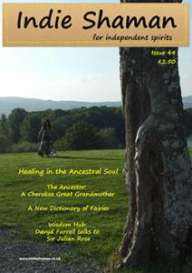 Issue 44 of Indie Shaman magazine, PDF version
