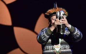 Davi Kopenawa Yanomami