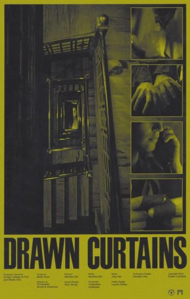 Drawn Curtains