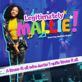 Legitimately Mallie!