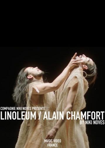 Linoleum: Alain Chamfort / Cie Niki Noves