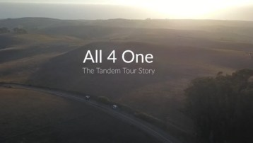 All 4 One: The Tandem Tour Story