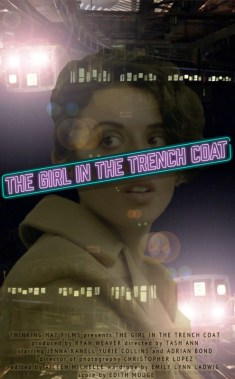 The Girl in the Trench Coat