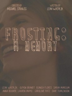 Frosting: A Memory