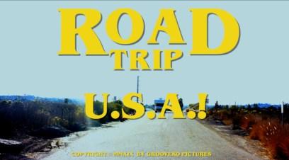 Road Trip U.S.A.!