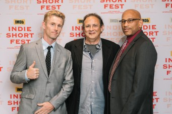 Indie Short Fest February red carpet premiere screening