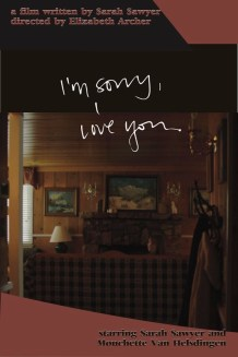 I'm Sorry, I Love You.