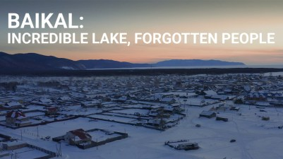 Baikal: Incredible Lake, Forgotten People
