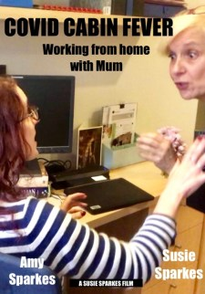 Covid Cabin Fever: Working from home with mum