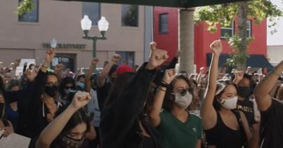 Black Lives Matter Protest: Redlands, Ca.