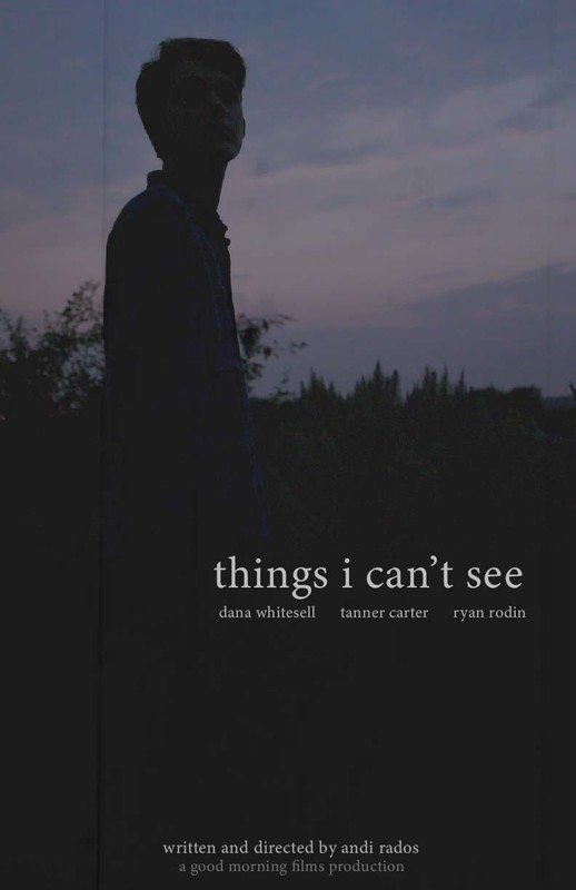 Things I can't see
