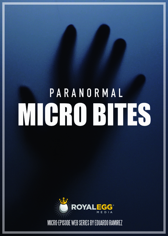 Paranormal Micro Bites series