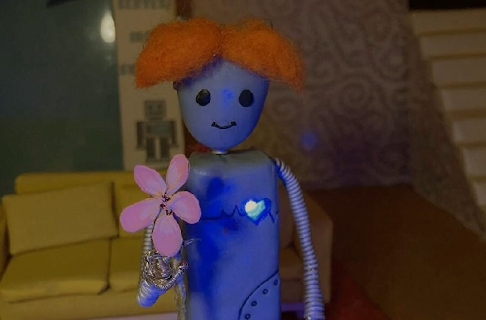 Do Robots Daydream of Television Reruns?