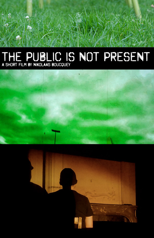 The public is not present