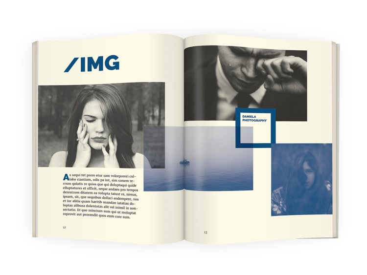 a5 magazine template
