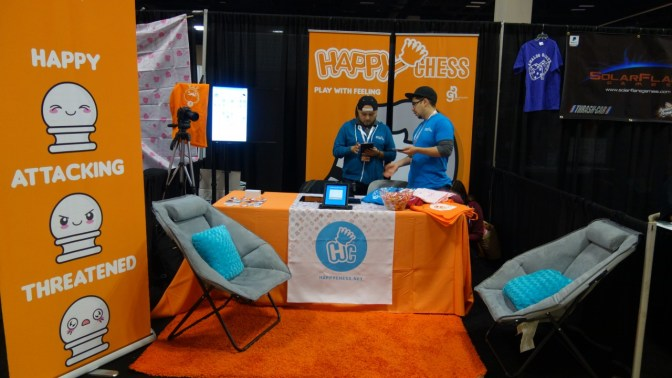 Happy Chess Booth
