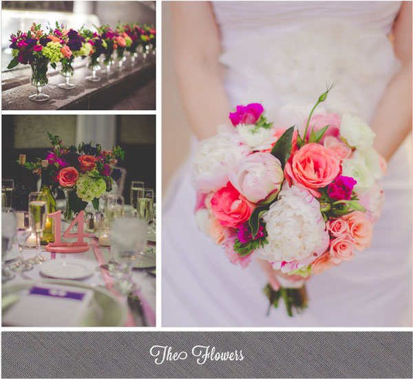 Indie Wed blog - florals by Pollen - Photography by Kristin LaVoie Photography